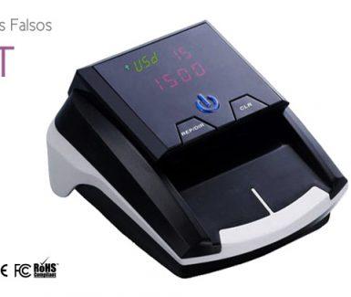 Detector de billetes falsos DETEC-ONE.